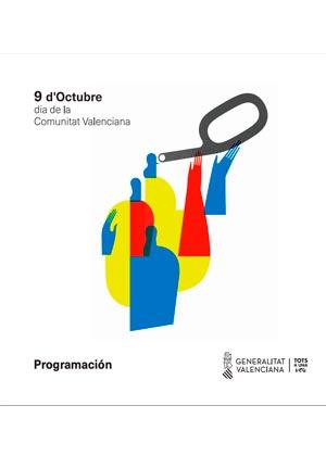 9 Octubre Día de la Comunidad Valenciana en Castellón 2019