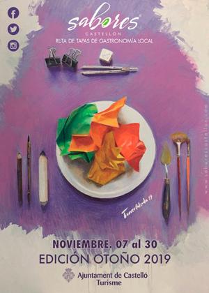 10ª edición Ruta de Tapas de Gastronomía Local de Castellón