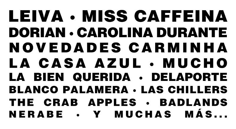 El SanSan Festival confirma los primeros nombres del cartel 2020