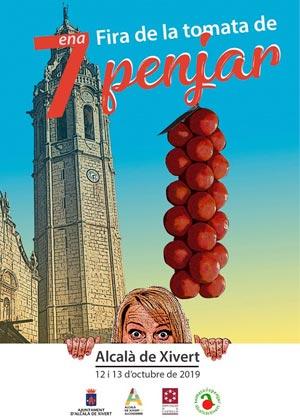 VII Fira de la Tomata de Penjar Alcalà de Xivert