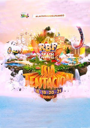 Reggaeton Beach Festival