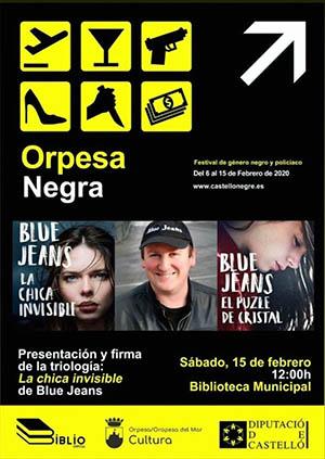 Castelló Negre: Blue Jeans en Oropesa del Mar