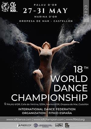 Campeonato del mundo de bailes acrobáticos