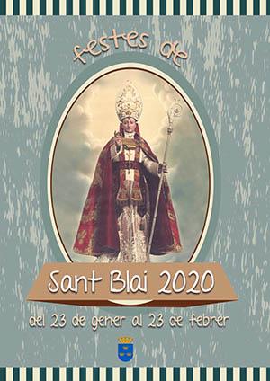 Fiestas patronales de Sant Blai en Burriana