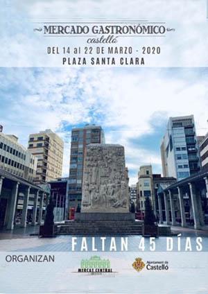 Mercado Gastronómico de Castellón 2020