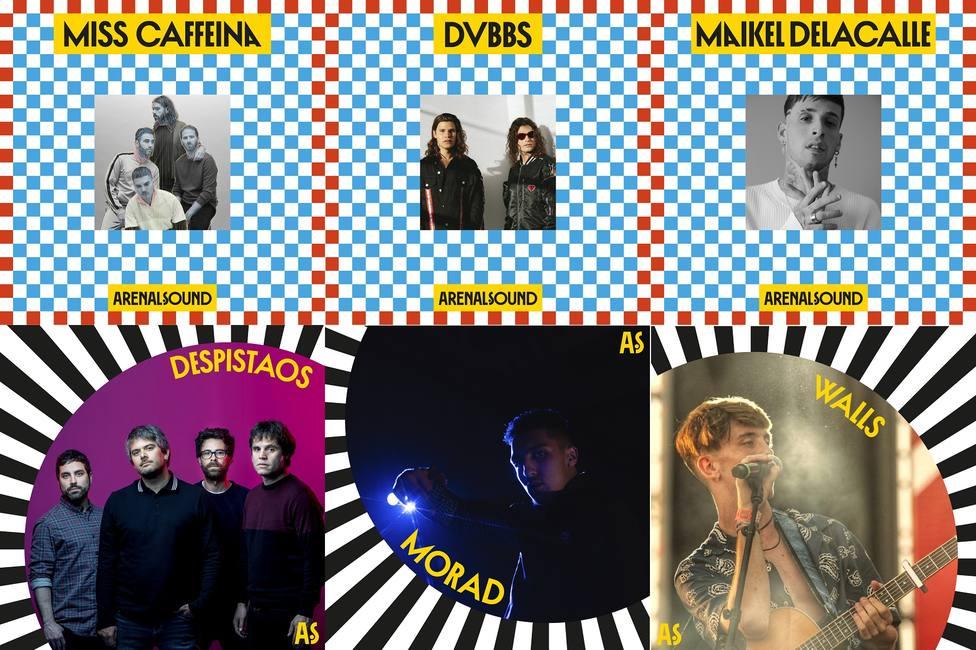 Arenal Sound 2020: Nuevas incorporaciones al festival