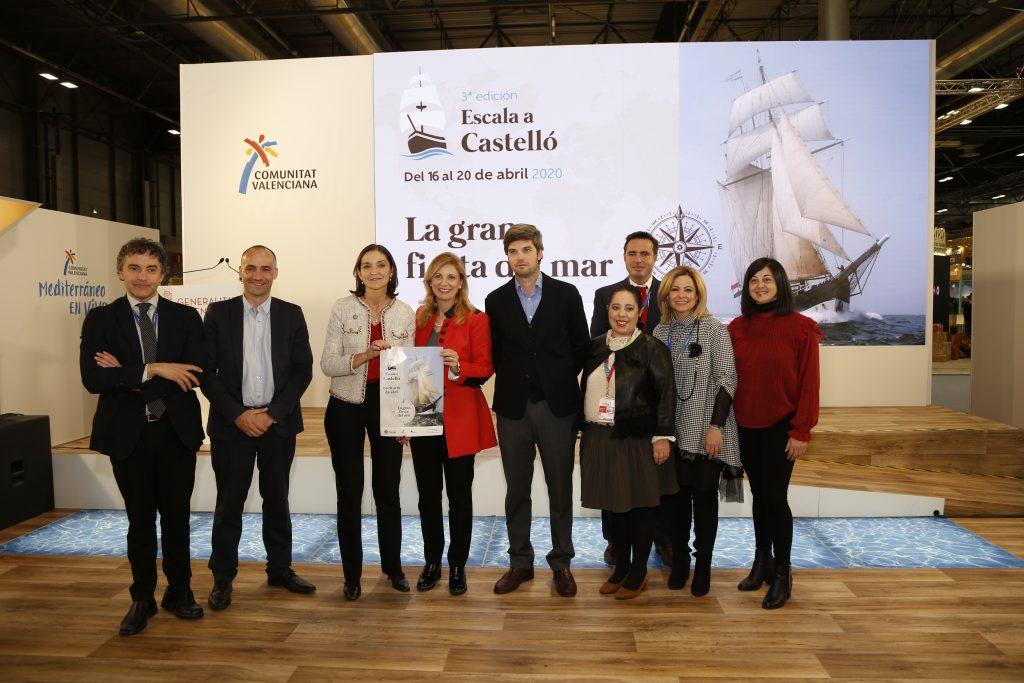 Fitur presentación Escala a Castelló 2020