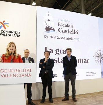 Castellón presentó en Fitur Escala a Castelló, con más barcos y actividades