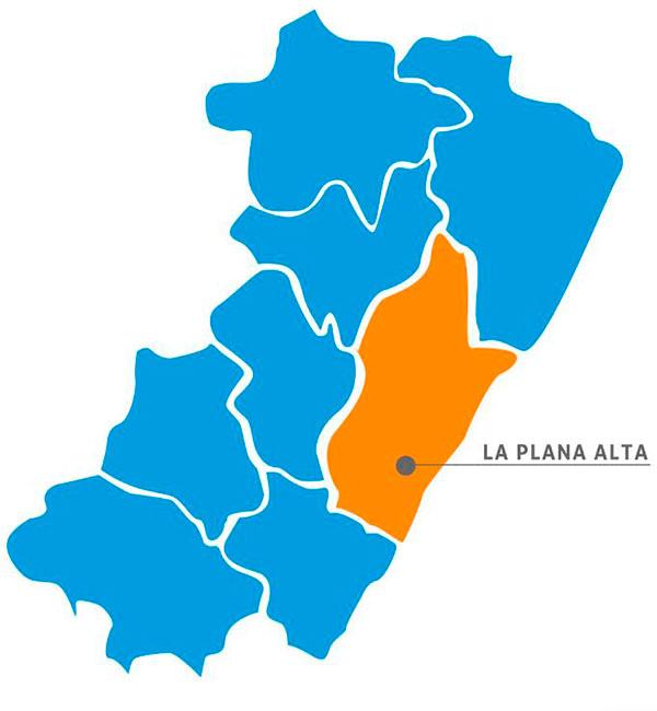 La Plana Alta Castellón Castellonvirtual