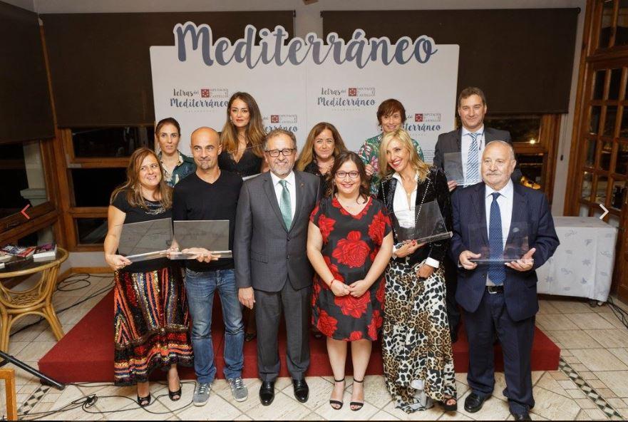 Los ganadores de Letras del Mediterráneo estarán en FITUR 2020