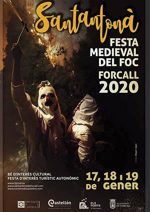 Sanantantoná de Forcall 2020