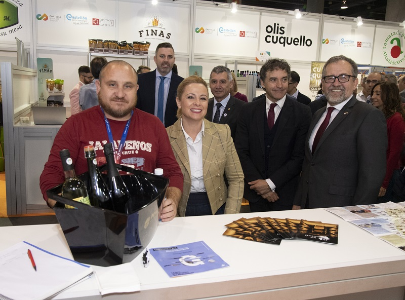 La Diputación de Castellón organiza un showcooking en FITUR 2020 con productos de Castelló Ruta de Sabor