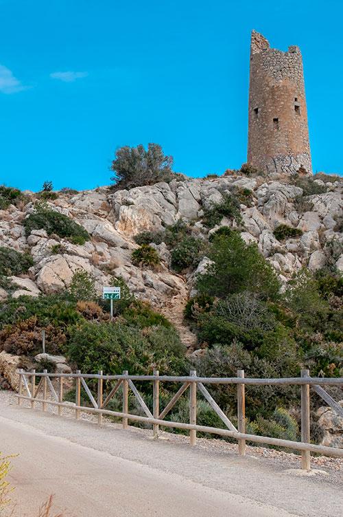 Torre Colomera Benicàssim Castellón Castellonvirtual