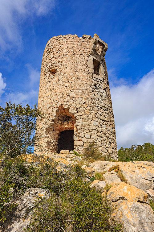 Torre Sierra de Irta Vinaroz Castellón Castellónvirtual