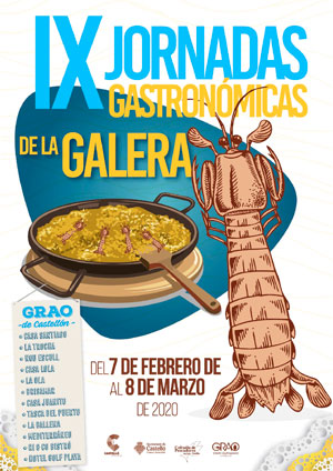 IX Jornadas Gastronómicas de la Galera del Grao de Castellón
