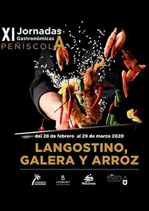 XI Edición de las Jornadas Gastronómicas de la galera, el langostino y el arroz