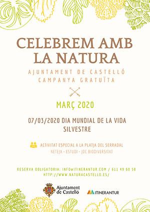 Celebrem la Natura con una jornada en el Serradal