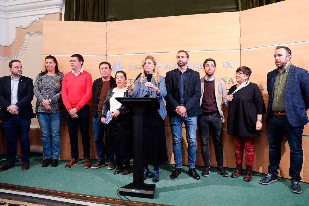 Magdalena 2020 alcaldesa Castellón habra Magdalena