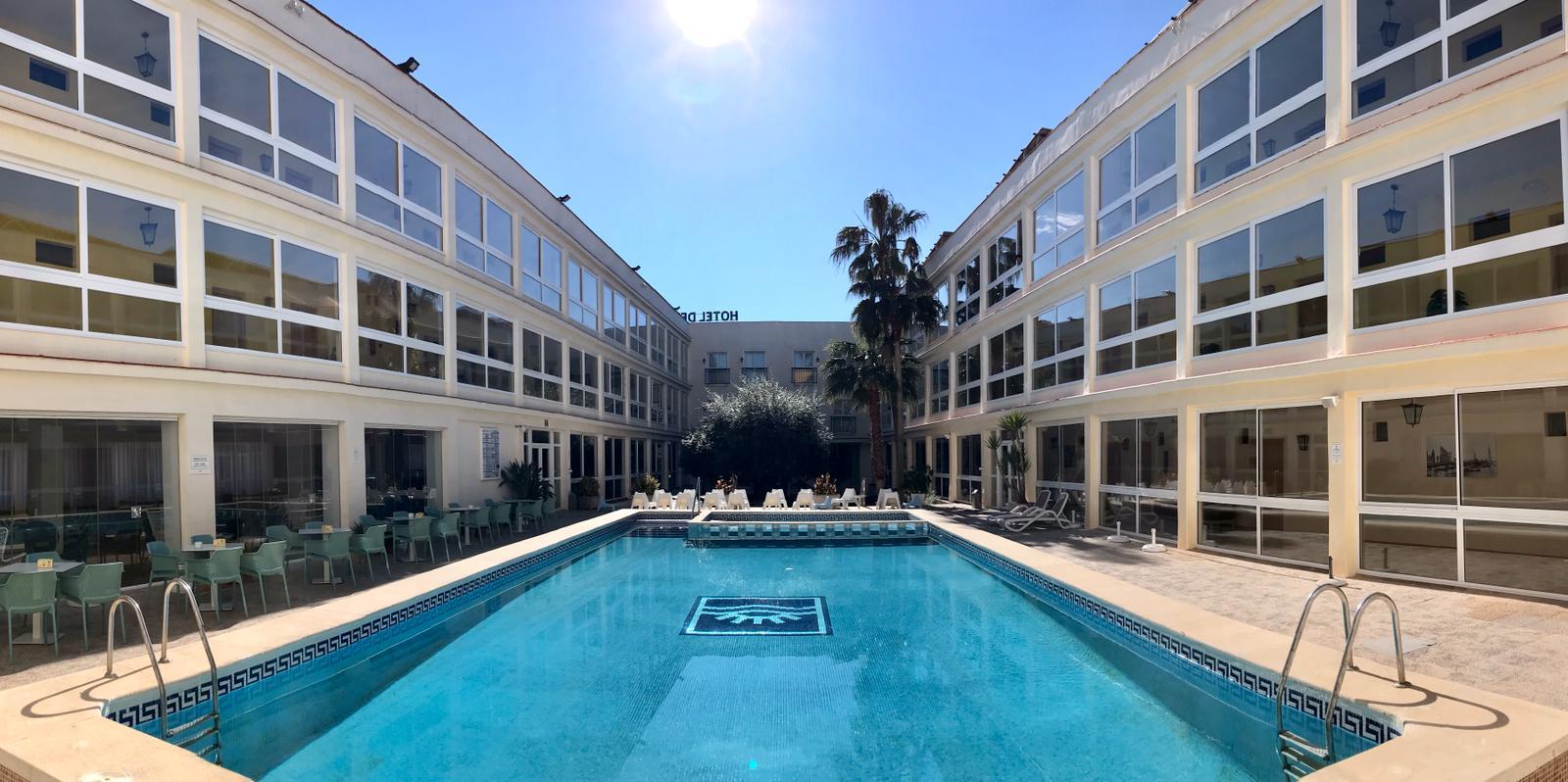 El Hotel del Golf Playa renueva su imagen y potencia las energías renovables