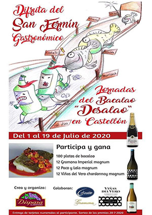 Jornadas del Bacalao Desalao en Castellón