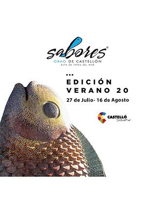 Ruta de Tapas del Mar - Edición verano 20 -