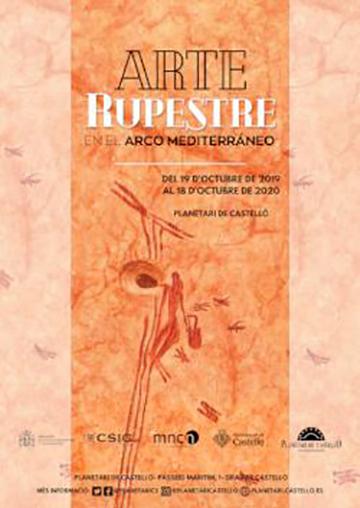 «Arte Rupestre en el Arco Mediterráneo»