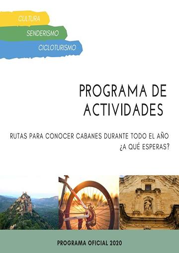 CABANES VISITAS GUIADAS