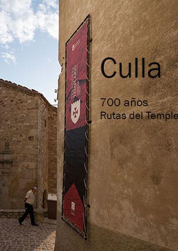 CULLA. RUTAS DEL TEMPLE