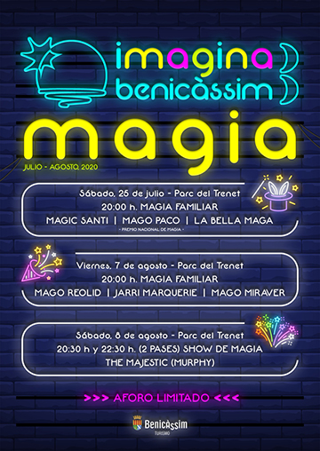 IMAGINA- FESTIVAL DE MAGIA
