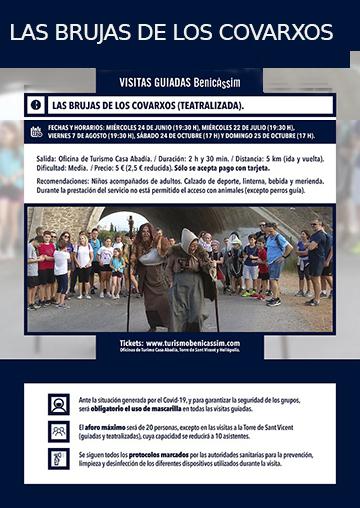LAS BRUJAS DE LOS COVARXOS