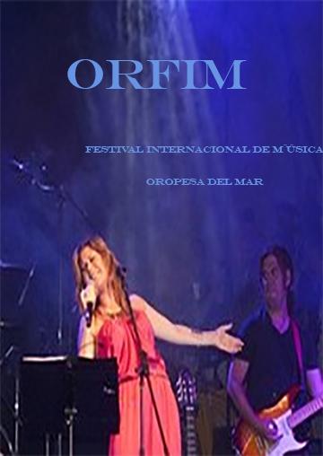 ORFIM. FESTIVAL INTERNACIONAL DE MÚSICA DE OROPESA