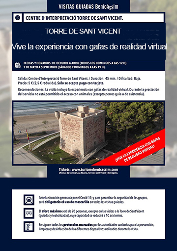 TORRE DE SAN VICENT