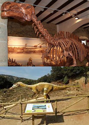 Yacimiento de Dinosaurios en Cinctorres