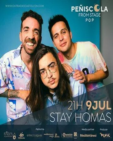 Stay Homas Peñiscola From Stage