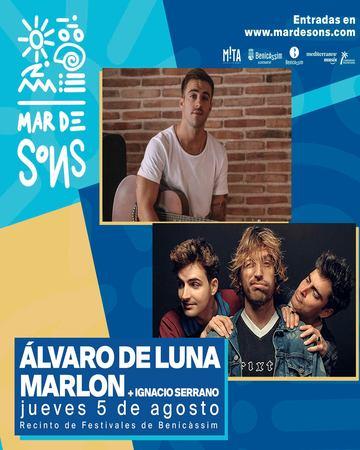 Álvaro de Luna y Marlon Mar de Sons