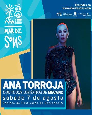 Ana Torroja, Mar de Sons