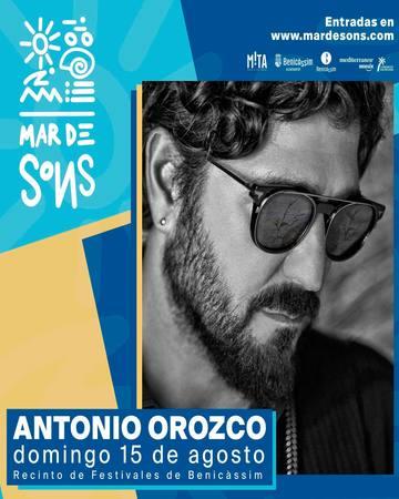 Antonio Orozco, Mar de Sons