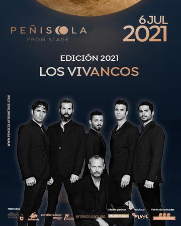 Los Vivancos Peñiscola From Stage
