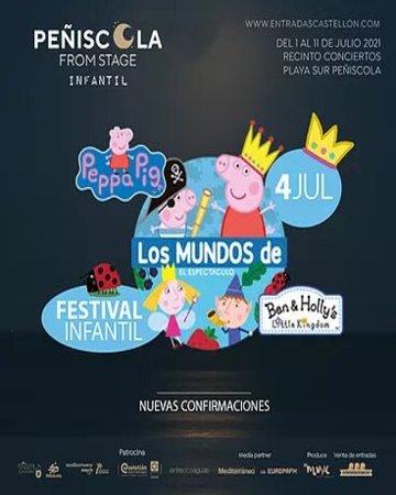 Festival Infantil Peñiscola From Stage