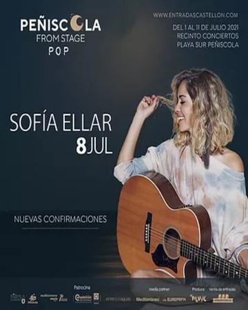 Sofía Ellar Peñiscola From Stage