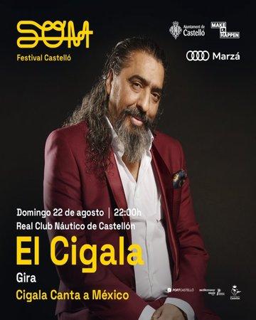 Diego 'El Cigala' SOM Festival