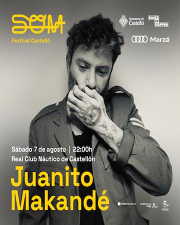 Juanito Makandé SOM Festival