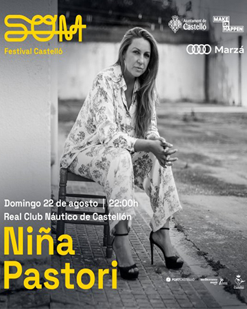 Niña Pastori SOM Festival