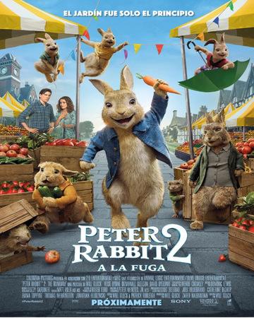 Peter Rabbit 2 Cine Benicassim