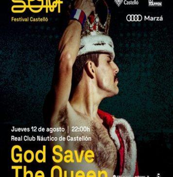 Queen llega a SOM Festival Castelló