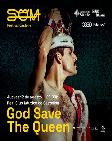 God Save The Queen SOM Festival