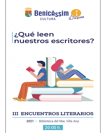 LIBRO Y LECTURA BENICASSIM:  III ENCUENTROS LITERARIOS