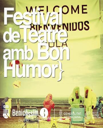 TEATRO BENICASSIM :  XXVII FESTIVAL DE TEATRO CON BUEN HUMOR