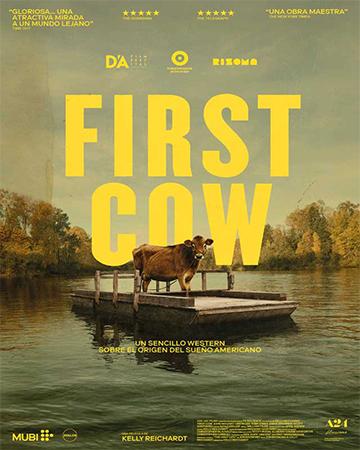 CINE BENICASSIM:  FIRST COW