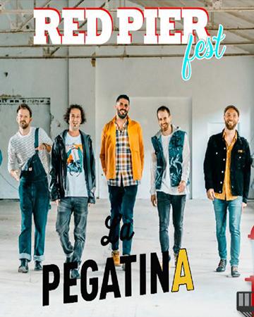 La Pegatina Red Pier Fest